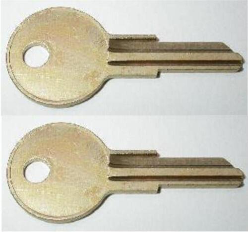 Snug Truck Cap Toppers Camper Replacement Keys Pre-Cut To Key Code PRM13 2