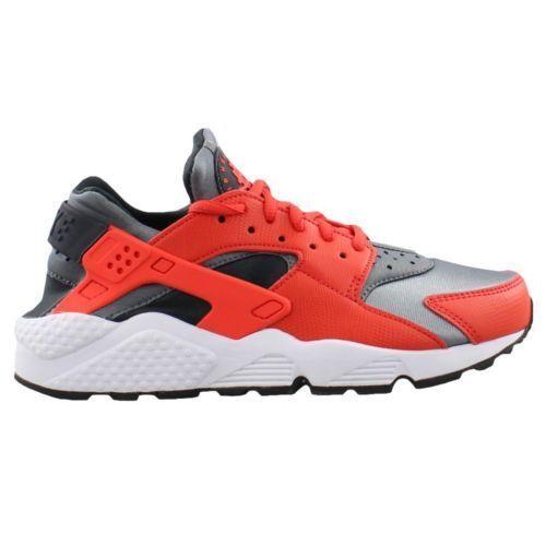 Womens Nike Air Huarache Run 634835-802 Max Orange Brand New Size 6.5 NO LID