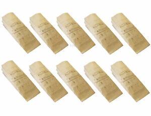 Fußboden Aus Papier ~ Toolpak 10 fußboden schleifer ersatz papier staubbeutel für hiretech