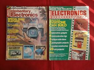 Details about May June 1977 Fall-Winter 1977 Elementary Electronics  Magazine CB Ham
