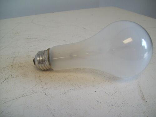 PACK OF 2 PHILLIPS STANDARD FROST  200W 120VOLT LIGHT BULB 36289-7