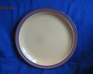 DENBY-SPICE-SALAD-DESSERT-PLATE-21-CM-EXCELLENT-CONDITION
