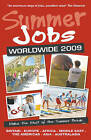 Summer Jobs Worldwide 2009 by Vacation work (Paperback, 2008)