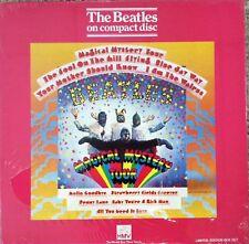 Beatles, The Magical Mystery Tour HMV Box-Set CD LIT. E. no.??? NUOVO OVP SEALED