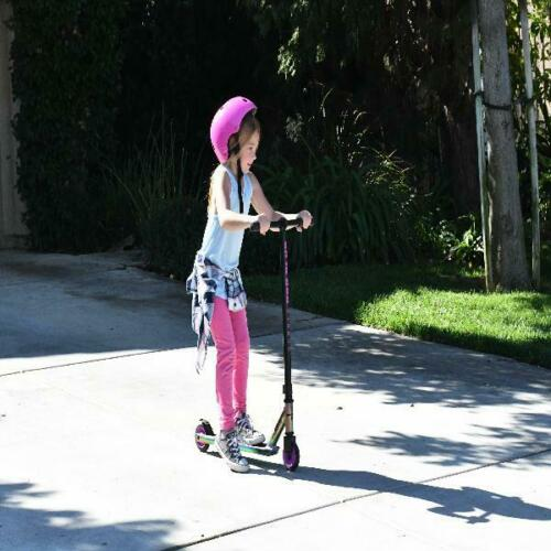 Pulse Performance Products Burner Pro Plus Freestyle Scooter Purple