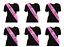 Bebe-rose-imprime-noir-Hen-Night-Party-Sashes-Bride-To-Be-demoiselle-d-039-honneur-Mere-Sash miniature 1