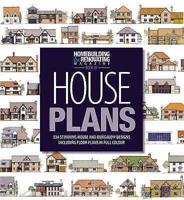 Homebuilding and Renovating, The Homebuilding and Renovating Book of House Plans
