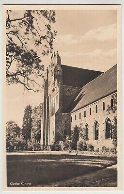 (115203) Foto Ak Kloster Chorin 1934