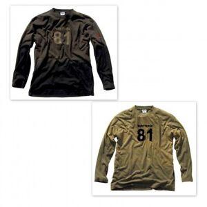 Langarm-Shirt-Langarmshirt-Pure-Trash-Herren-Freizeit-Hemd-schwarz-oliv-NEU