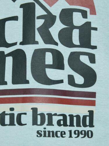 Jack /& Jones Men/'s Hoodies Long Sleeves Pullover Warm Hooded Sweatshirt Top