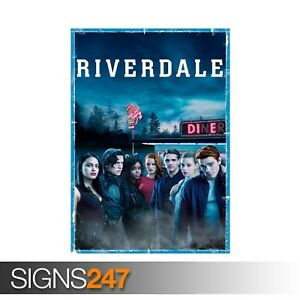 RIVERDALE-ZZ060-MOVIE-POSTER-Photo-Picture-Poster-Print-Art-A0-A1-A2-A3-A4