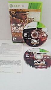Medal Of Honor Warfighter (Microsoft Xbox 360, 2012)