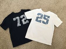 "The Children's Place Boys Lot T-shirts Tee Tops ""25"" ""72"" Size 5 6 (L123)"