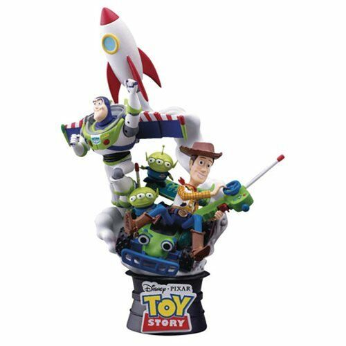 Toy Story D-Select Series DS-007 6-Inch Statue Figure