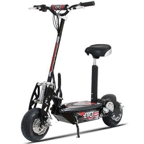 uberscoot 1000w electric scooter by evo powerboards for sale online ebay. Black Bedroom Furniture Sets. Home Design Ideas
