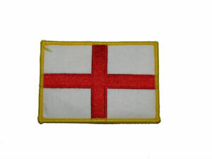 England-St-George-039-s-Cross-Country-Iron-On-Patch