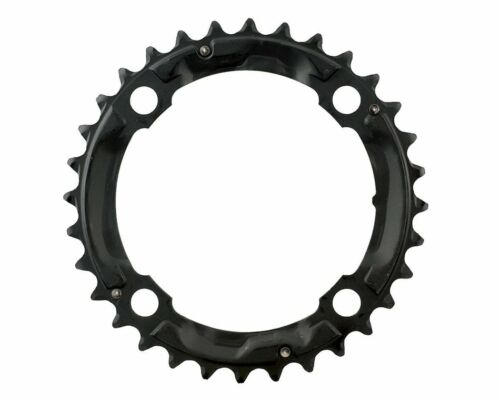 Shimano Deore XT FC-M760 32T Chainring 104mm BCD 9s Black Y1F898020