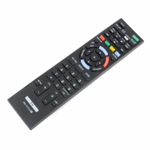 Television Smart Remote Control Controller Part New For SONY Bravia TV RMYD103