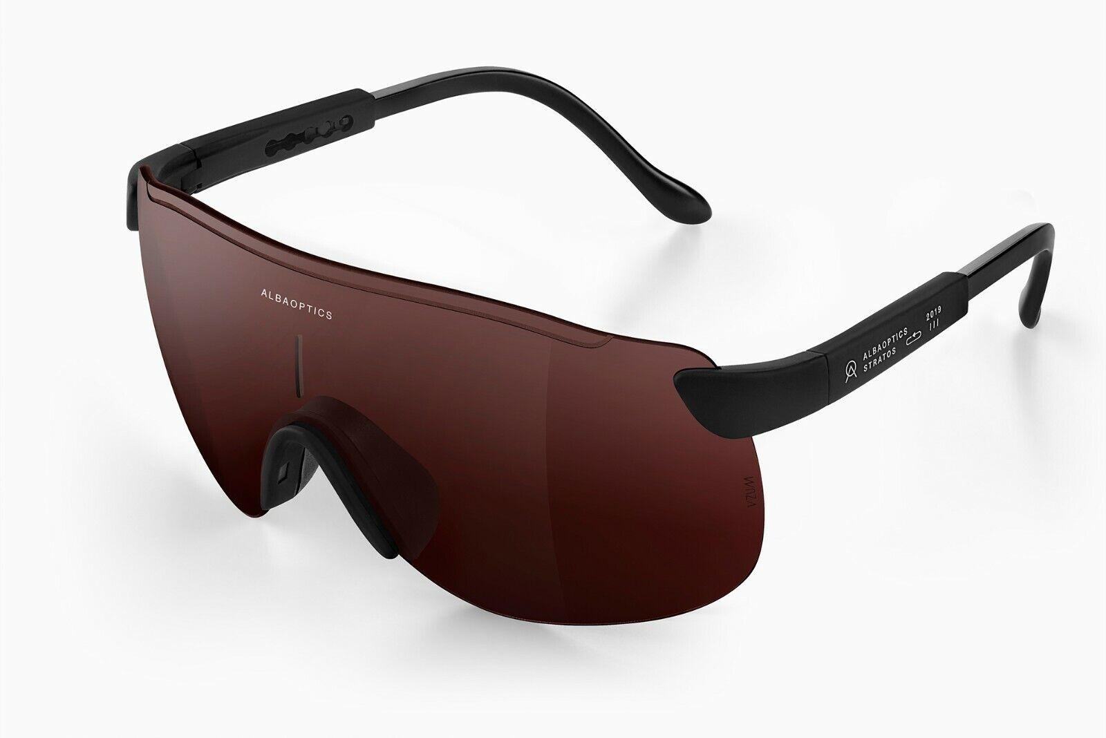 ALBA OPTICS STRATOS BLK VZUM™ POU FLY Sunglasses