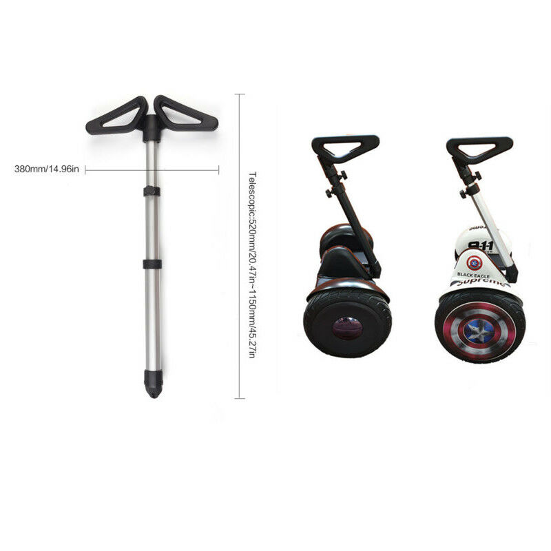 Adjustable Handlebar Foot Hand Control For Ninebot Mini Mini PRO Segway Scooter