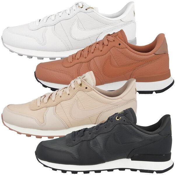 Nike Internationalist Premium damen Turnschuhe Damen Sport Freizeit Schuhe 828404 828404 828404 d477b8
