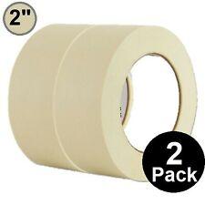1intheoffice Masking Tape 2 Inch Wide General Purpose Masking Tape 2 Inch X