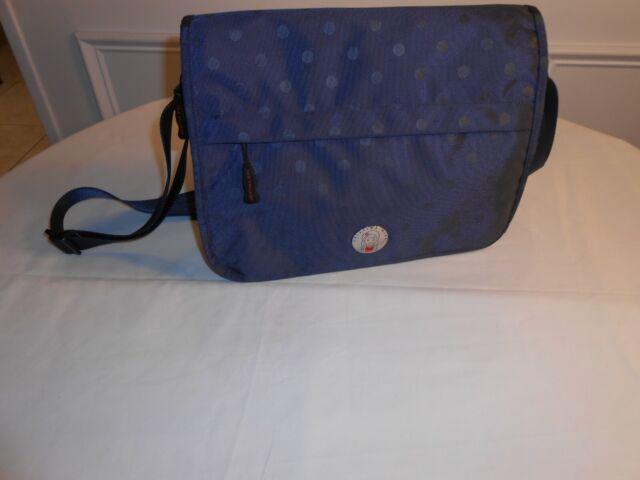 Womens Daypack Nylon Polka Dot Ava Collection CRISTINA GIRL