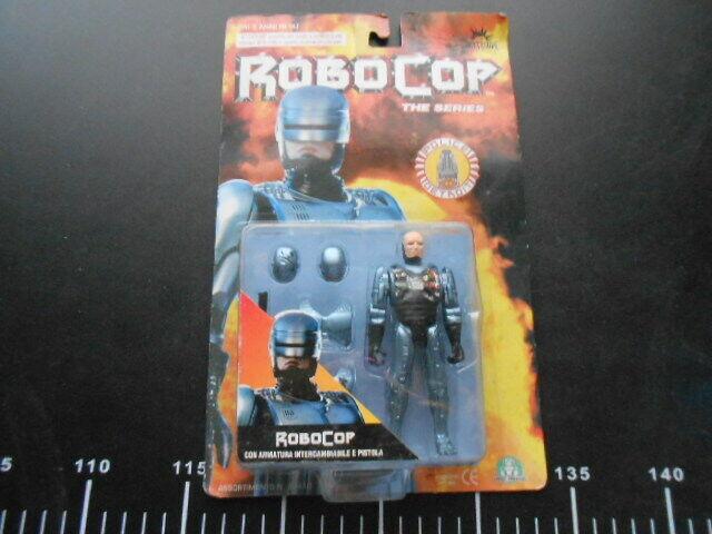 Robocop The Series Acción Figura Robocop MINT ON CocheD 1994 Juguete Island