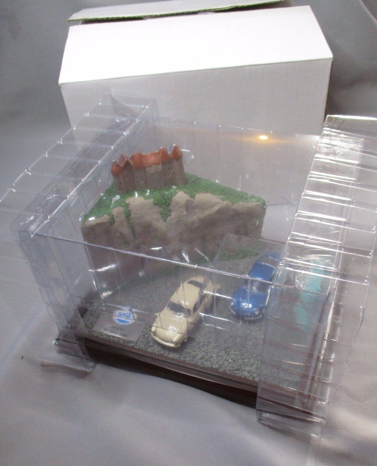Dv7633 alpine a110 universal hobbys - diorama anniversaire 50 und usine dieppe