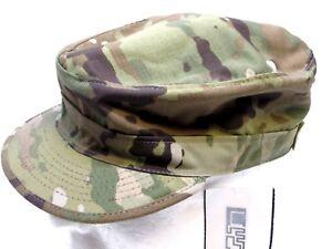 82b7182452d ARMY OCP SCORPION PATROL CAP HEADGEAR COVER 7-1 4 NEW STYLE ...
