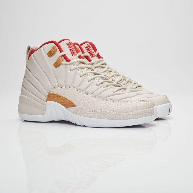 2017 Nike Air Jordan 12 XII Retro CNY GG Size 7.5y. 881428-142 1 2 3 7.5