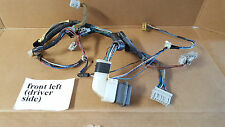 96 97 honda civic sedan lx ex driver left door wiring harness 32751 rh ebay com