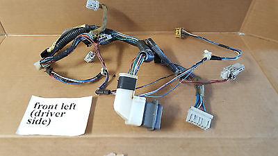 wiring harness honda civic coupe 96 97 honda civic 2dr ex driver door wire harness 32751 s03 a20  96 97 honda civic 2dr ex driver door