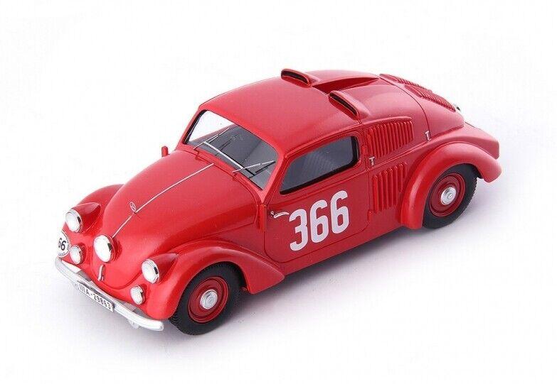 Auto atc07015 Mercedes 150h sedán rojo Alemania 1934 1   43