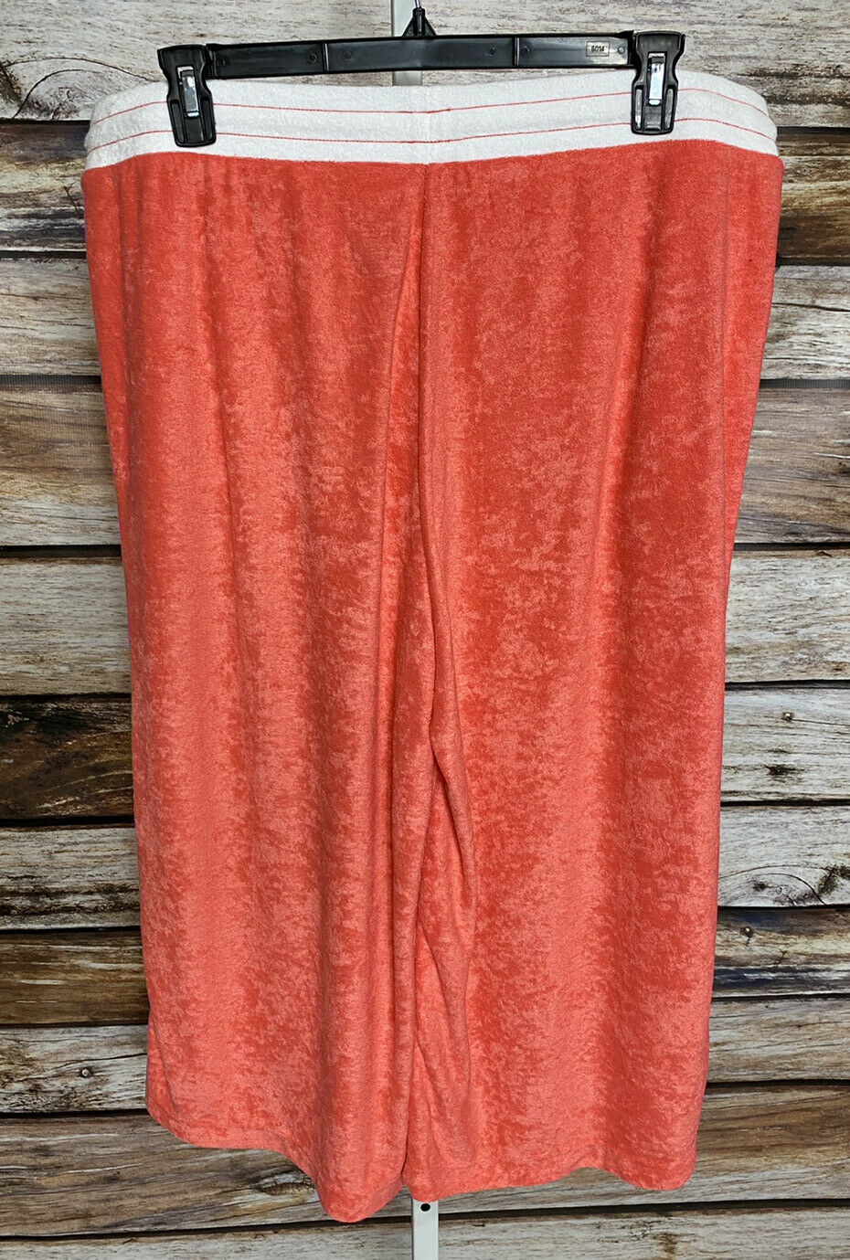 Cuddl Duds Baby Terry Gaucho Pants Womens Sz 1X T… - image 6