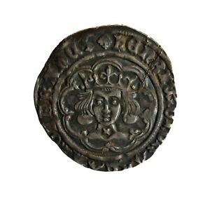 Henry VI Groat - Cross-Pellet Issue (HHC5676)