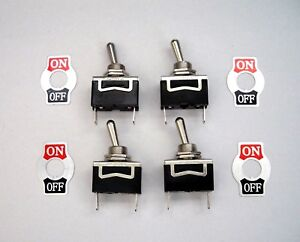 BBT Brand 3 Position Mom.On//Off//Mom.On 20 amp Toggle Switch w// Waterproof Boot