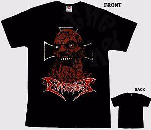 17e70e754425 DISMEMBER- Swedish death metal band ,T-shirt-SIZES: S to 7XL   eBay