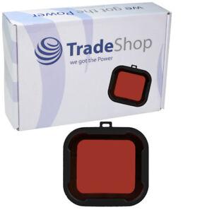 Unterwasser-Rot-UV-Filter-Tauchfilter-fuer-GoPro-Hero3-3-Plus-Hero-4-Aqua-Serie