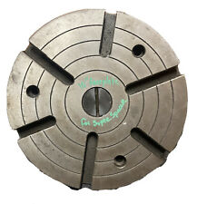 10 Face Plate For Hv Super Spacers And Rotary Indexers Milling Machine Table