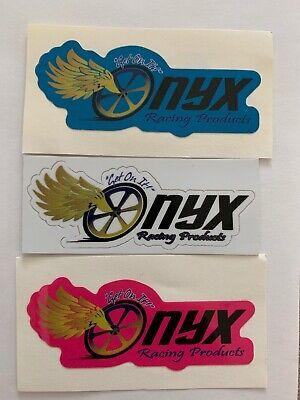 Onyx Bmx Sticker
