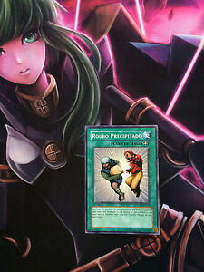 SNATCH STEAL COMMON PORTUGUESE SD3 SD4 NEAR MINT UNBANNED GREAT PRICE YUGIOH