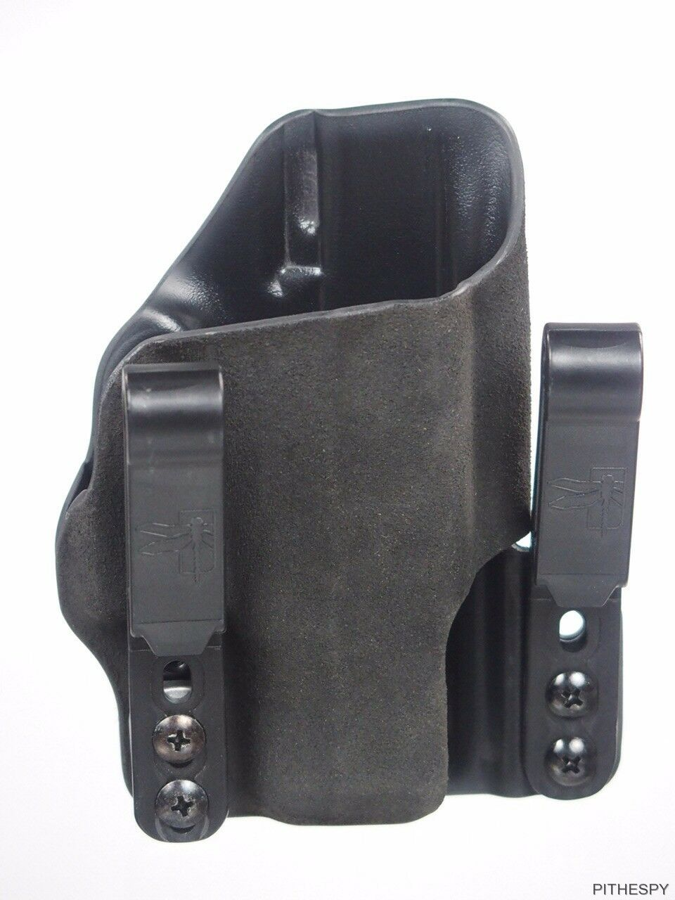 Haley Strategic G-code Incog media guardia dentro de la cintura Tuckable Pistolera Para Glock 26 27 33