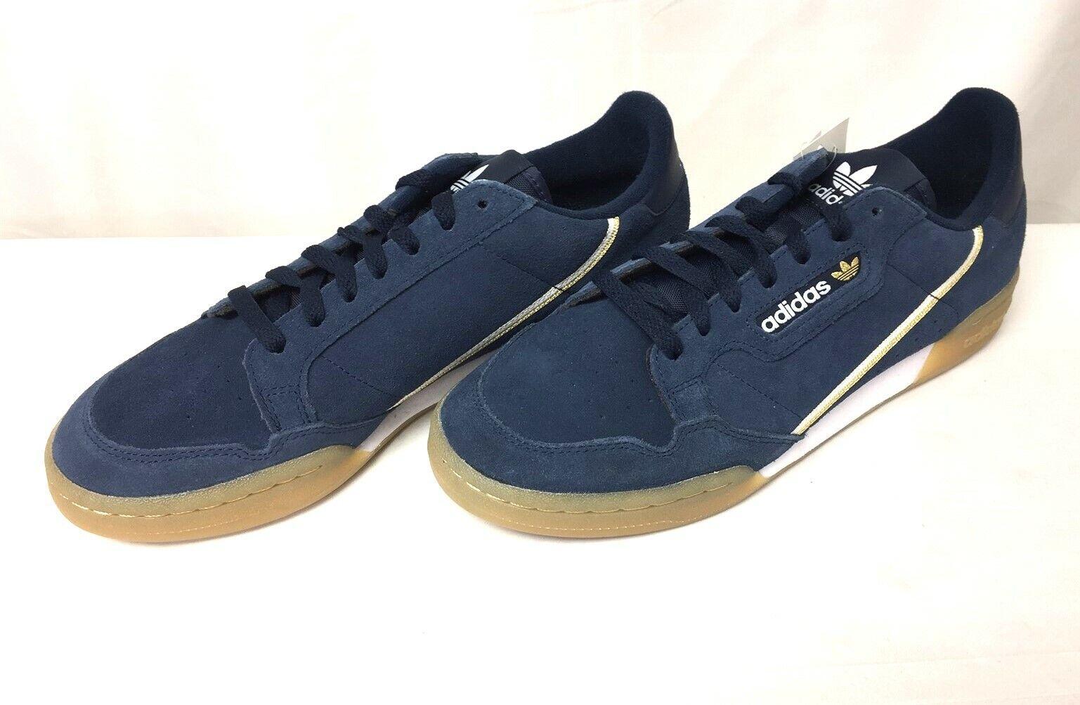 Adidas Men's Continental 80 Fashion Sneaker, Men's 9.5, CG6537, New Unworn