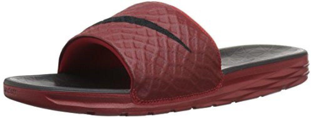 Cheap women's shoes women's shoes NIKE Men's Benassi Solarsoft Slide Sandal