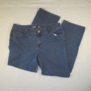 be7864aca5b90 Lane Bryant Sz 20 Slim Boot Cut Genius Fit Plus Size Jeans