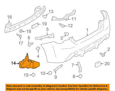 SUBARU OEM 13-16 BRZ-Bumper Cover 57731CA091