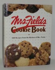 1992 'MRS. FIELDS COOKIE BOOK' (100 RECIPES) by DEBBI FIELDS  *SIGNED BY AUTHOR*