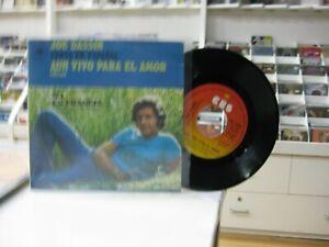 Joe-Dassin-7-034-Espagnol-Aun-Vivo-Para-El-Amor-No-Es-Mas-que-Viento-1975