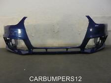 AUDI A4 SLINE B8 COMPETITION PACKAGE FRONT BUMPER 2015 ON. GENUINE AUDI PART *Z1
